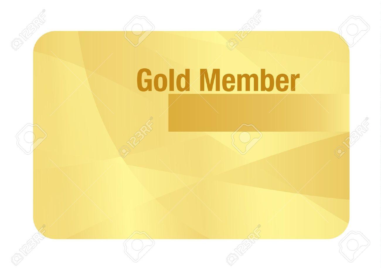 Beautiful Club Membership Card Template Component - Best Resume ...